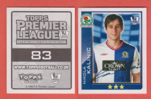 Blackburn Rovers Nikola Kalinic Croatia